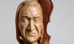 Маэстро - Деревянная скульптура Владимира Цепляева