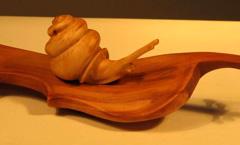 Гармония - Деревянная скульптура Владимира Цепляева