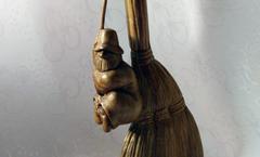 Домовик - Деревянная скульптура Владимира Цепляева