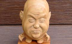 Олигарх - Деревянная скульптура Владимира Цепляева
