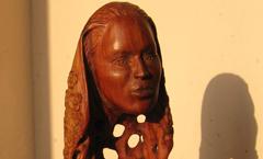 Сладкая весна - Деревянная скульптура Владимира Цепляева