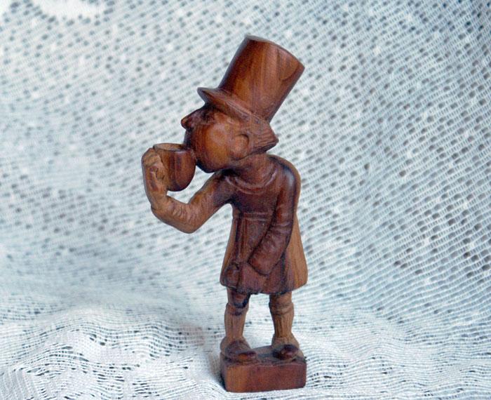 Болванщик - Деревянная скульптура Владимира Цепляева