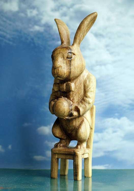 Мартовский заяц (Алиса в Стране чудес) - Владимир Цепляев
