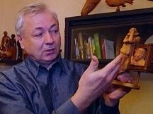 Мастер резьбы по дереву - Владимир Цепляев