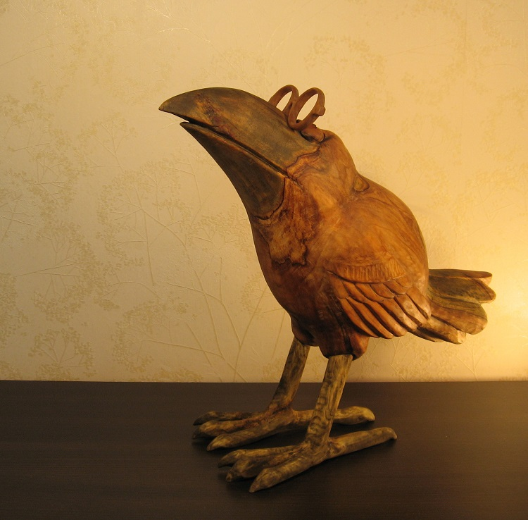 Ворона - Владимир Цепляев