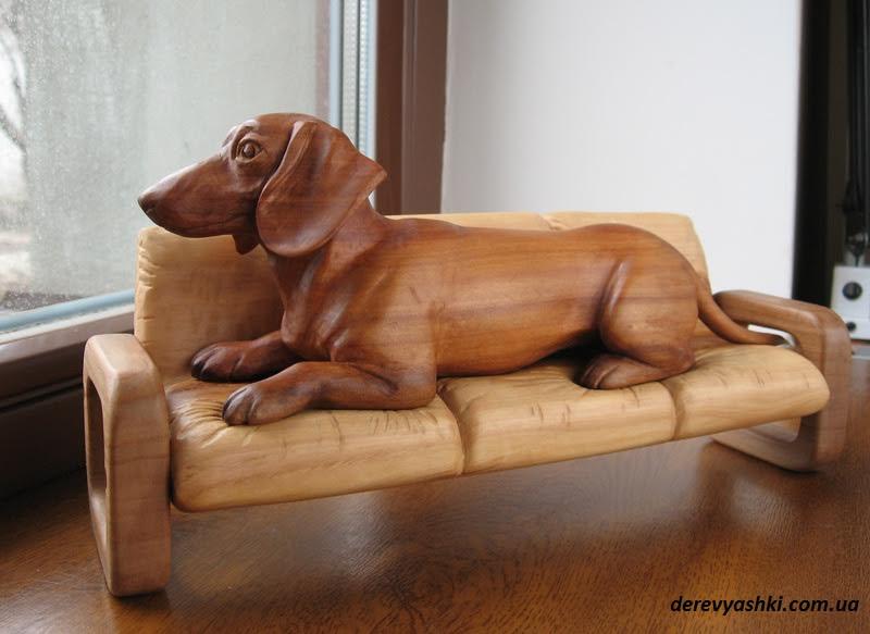 Такса на диване - Владимир Цепляев